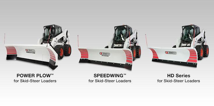 Skid Steer Logo Skid-steer Loader Snowplows