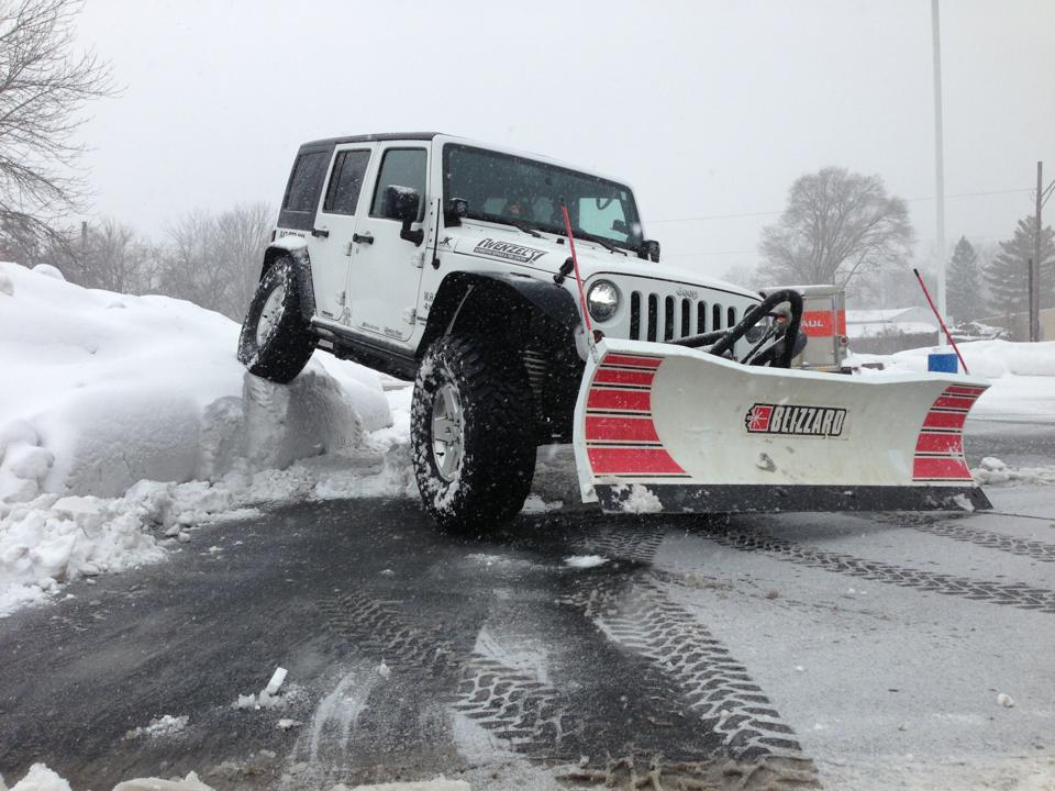 Jeep Snow Plow >> Kyle W Power Plow Snowplow Blizzard Fan Photo Gallery